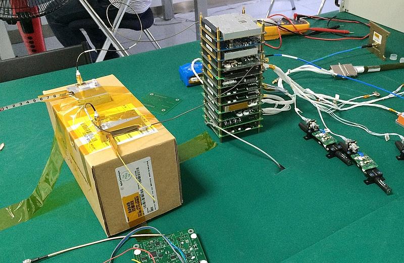 Testing XW-2B