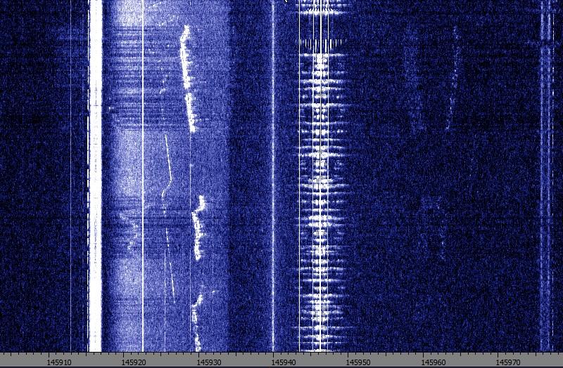 ARISSat-1 Spectrum