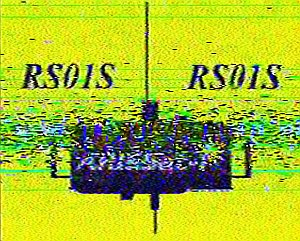 ARISSat-1 SSTV