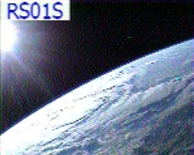ARISSat-1 SSTV -Z