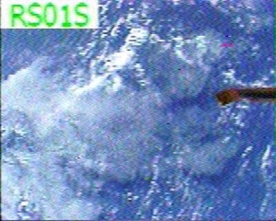 ARISSat-1 SSTV +Z