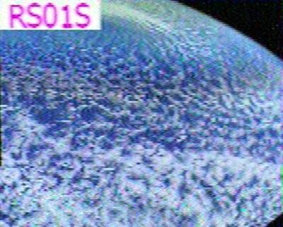 ARISSat-1 SSTV +Y