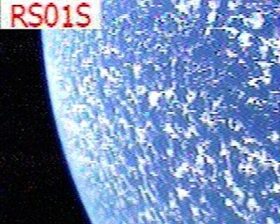 ARISSat-1 SSTV -Y