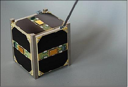 BeeSat (c)TUB/ILR