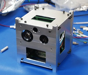 CubeSat CanX-1