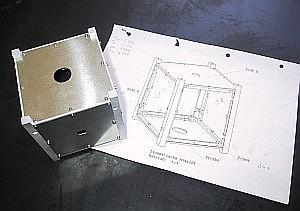 Struktur des Compass-1
