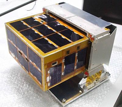 CubeSat CUTE-1.7+APDII
