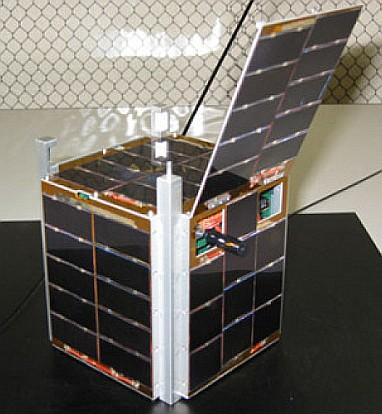 CubeSat CUTE-1
