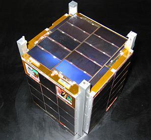 CubeSat CUTE-I