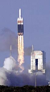 Delta 4 Heavy - Foto: dpa