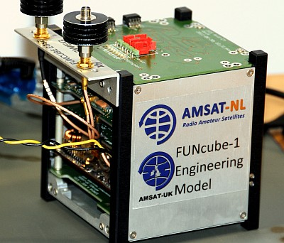 FUNCube Satellit