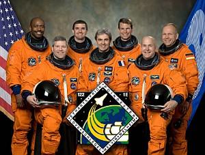 ISS-Shuttle Crew