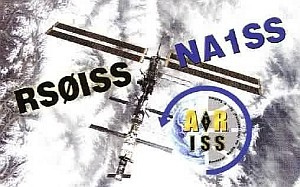 ISS QSL