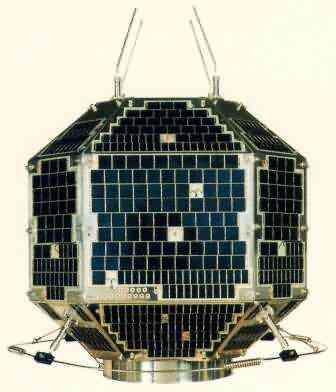 FUJI OSCAR JAS-1