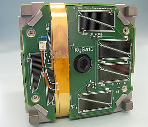 KySat Engineering Model