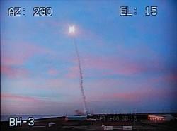 Start der Minotaurus Rakete 16.12.2006
