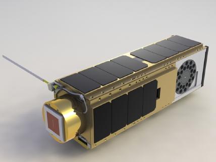 O/OREOS Satellit