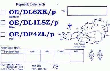 OE/DL1LSZ QSL