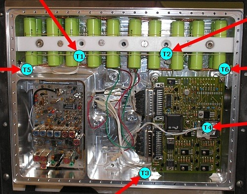 PehuenSat Temp Sensors