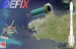 QSL Karte IDEFIX