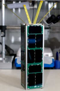 RAX-1 Satellit
