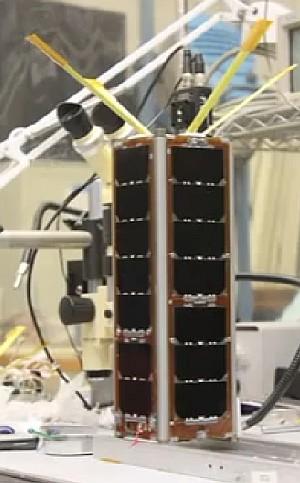 RAX-2 Satellit