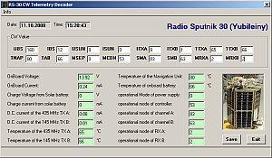 RS-30 Telemetrie Decoder