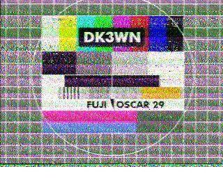 SSTV FO-29 Robot 72