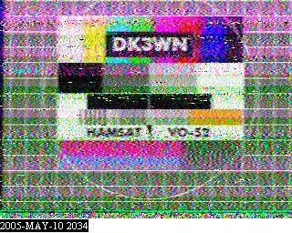 SSTV HAMSAT Robot 36