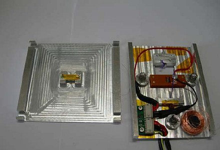CubeSat CUTE-1.7+APD Disposal System