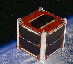 UWE Satellit